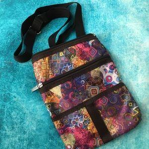 Braciano Multicolor Crossbody Bag